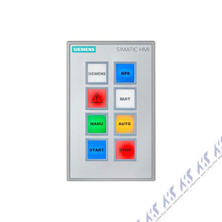 программируемые кнопочные панели simatic key panel 6av36883ay360ax0