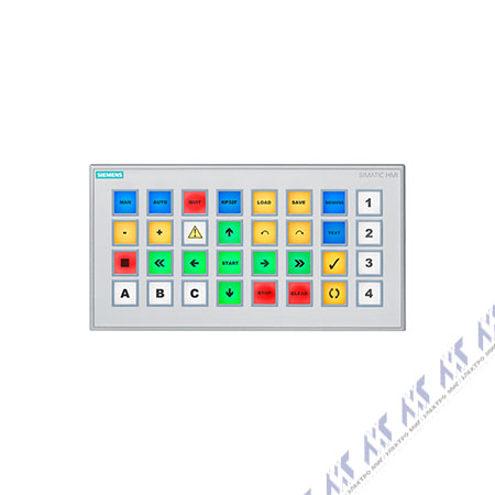 программируемые кнопочные панели simatic key panel 6av36883eh470ax0
