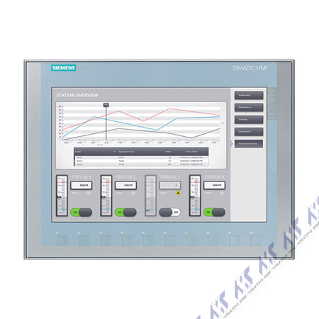 панели оператора simatic basic panel 6av21232mb030ax0