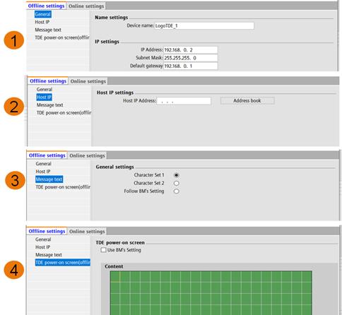 Конфигурации с LOGO! Soft Comfort V8.3 для LOGO