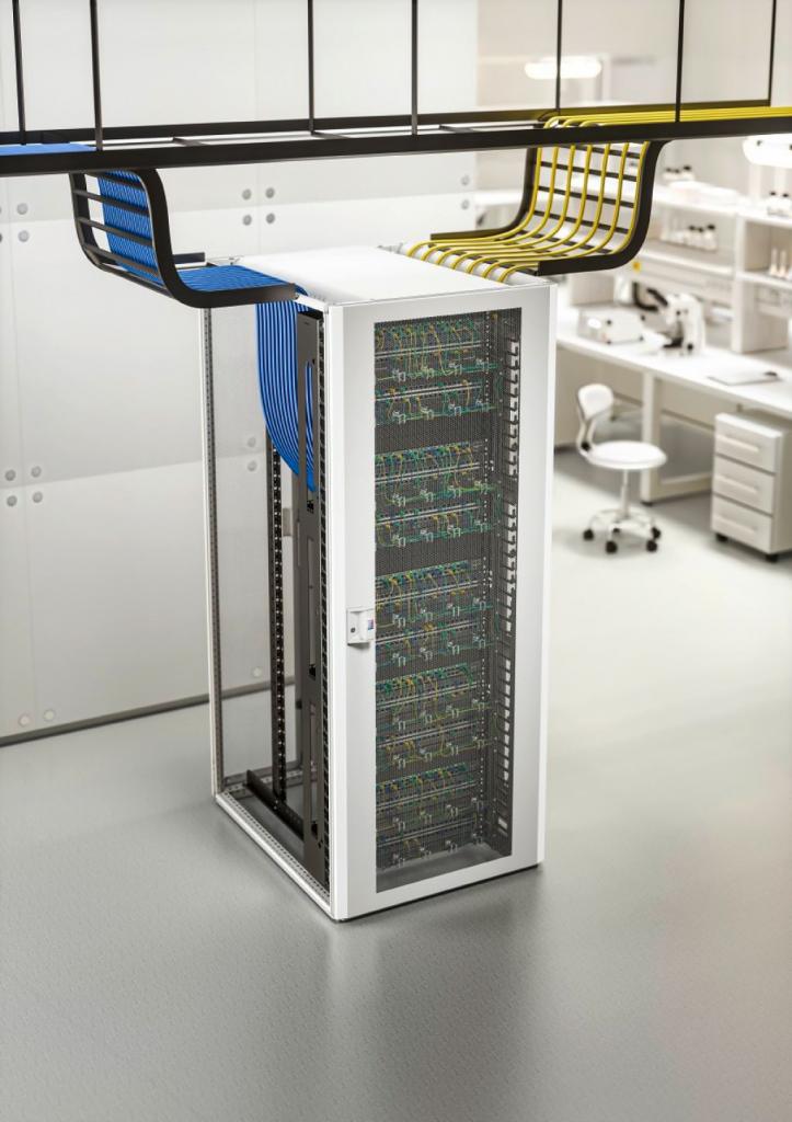 Серверный шкаф Rittal TX CableNet