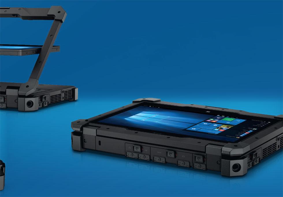 Защищенный ноутбук-трансформер Latitude 7214 Rugged Extreme