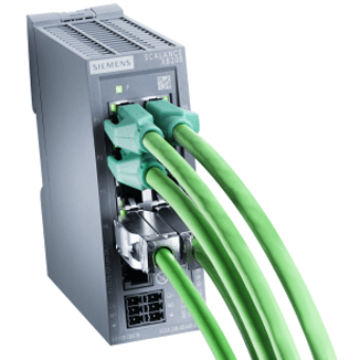 Подключение SCALANCE XB208 по Industrial Ethernet