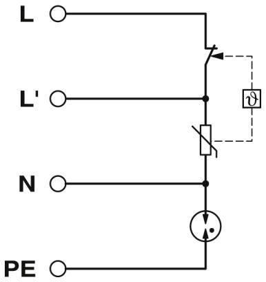 УЗИП 2906101 электрическая схема