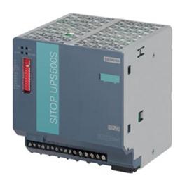 Блок бесперебойного питания SITOP UPS500 - модули конденсаторных батарей