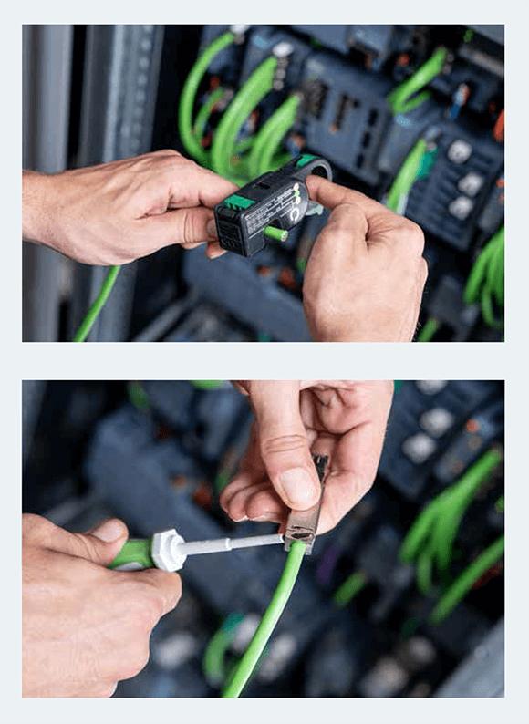 Система FastConnect (FC) для Industrial Ethernet