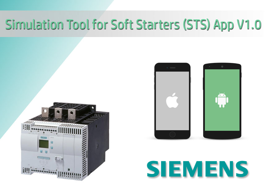Simulation Tool for Soft Starters (STS) App V1.0