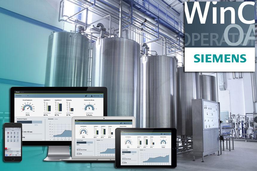 Возможности WinCC OA для пищевой промышленности